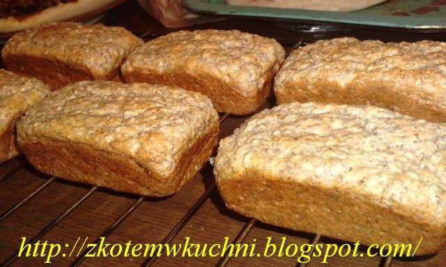z Kotem w kuchni: Chleb - Dieta Dukana