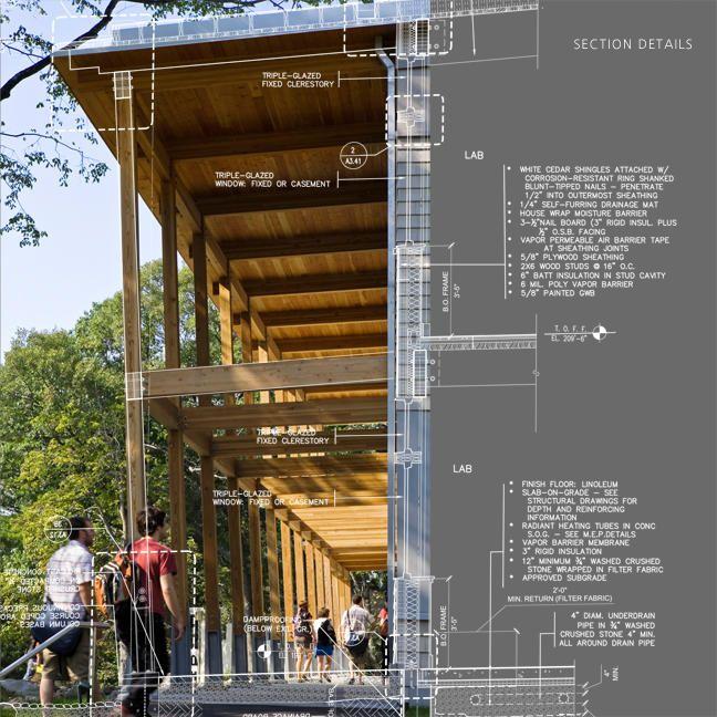 wood frame construction section dwg - Google'da Ara