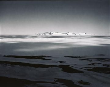 White Islands from Scott Base