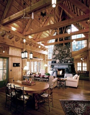 Maine great room