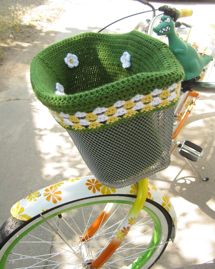 193 best Crochet for Bicycles images on Pinterest ...