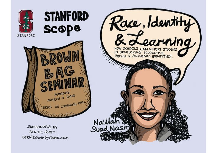 Stanford Center for Opportunity Policy in Education (SCOPE) presents Na'ilah Suad Nasir, sharing her thoughts on How Schools can Support Students in Developing Productive Racial & Academic Identities.  Download & keep a copy http://db.tt/2AMMicI8
