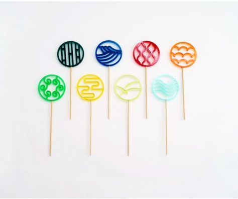 Japanese patterned candy 和柄あめ 日本国内で買えるデザイン雑貨とインテリアのまとめ。