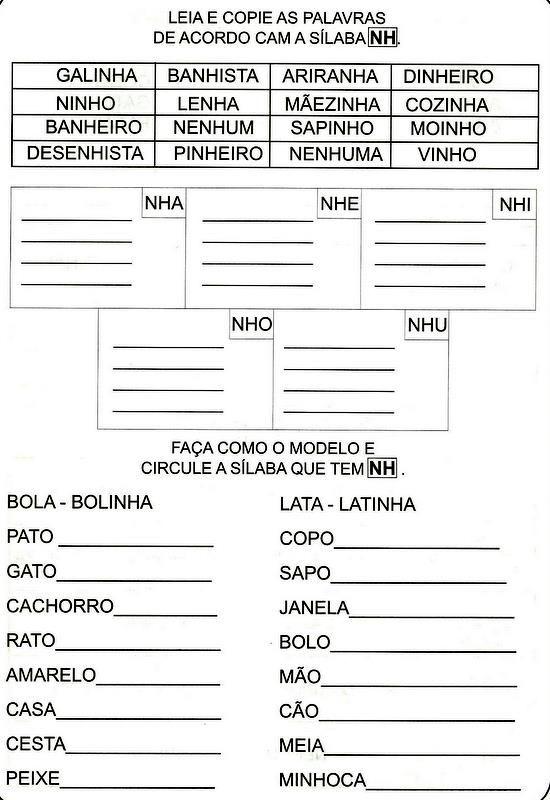 fonte: http://wwwtudobemsimplesju.blogspot.com/2011/03/atividades-nh.html                              fonte: htt...
