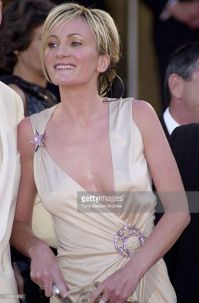 Photo d'actualité : Patricia Kaas during Cannes 2002 - Palmares...