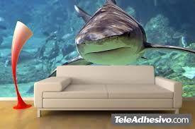 Resultado de imagen para calcomanias de tiburones