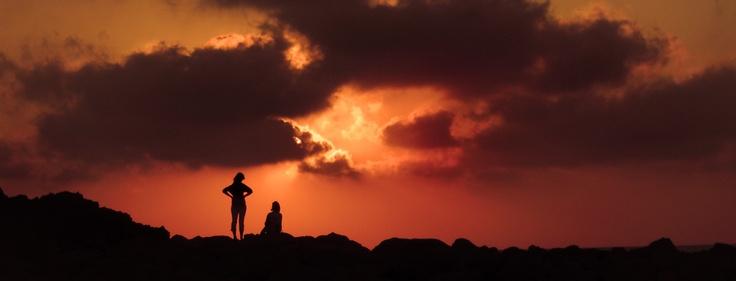 Cyprus Sun Set - July 2007 - Lewis Ryan Photographer