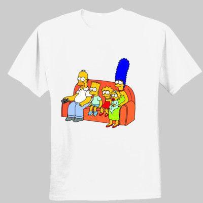 Camiseta simpsons 5