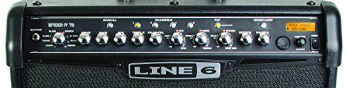 Line 6 Spider IV 75 75-watt 1×12 Modeling Guitar Amplifier  http://www.instrumentssale.com/line-6-spider-iv-75-75-watt-1x12-modeling-guitar-amplifier-2/
