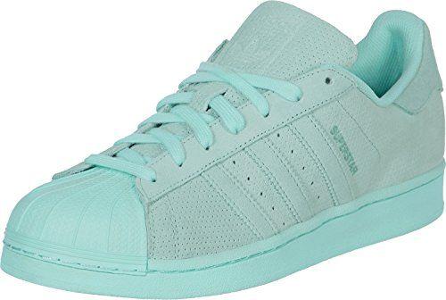 Adidas Superstar Mono Pack Herren Sneaker Blau - http://uhr.haus/adidas/adidas-superstar-mono-pack-herren-sneaker-blau