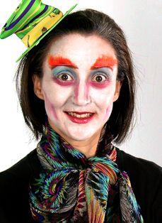 24 best Alice in wonderland images on Pinterest | Halloween makeup ...