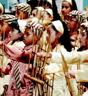 Angklung | Natural Creations
