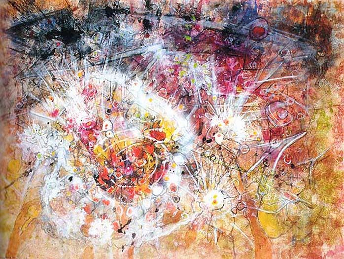 Roberto Matta on cavetocanvas.com  Discover the coolest shows in New York at www.artexperience.com