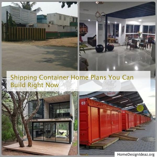 36 Amazing Container Home Designs With Images Container House