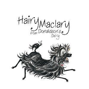 Hairy Maclary - could try Max on these books