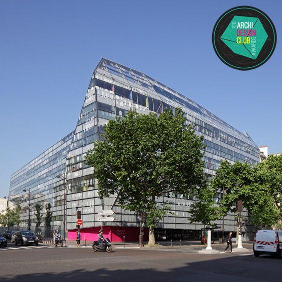 Imagine, institut des Maladies Génétiques, Paris - Valero Gadan Architectes / Ateliers Jean Nouvel