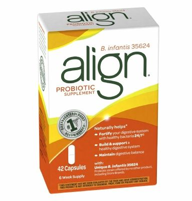 Probiotic Review - Align Digestive Care Probiotic Supplement http://www.ibs-health.com/probiotic_review_align.html