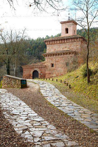 Monasterio de Suso. San Millán de la Cogolla, La Rioja