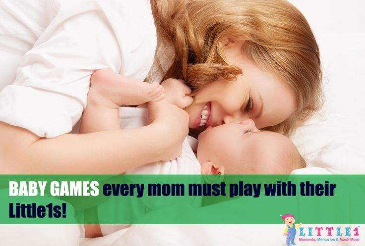 Top Baby Games To Play With Your Baby