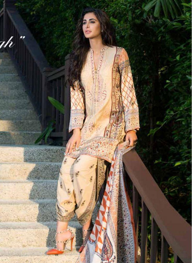 Ceremonial Cream Silk Patiala Suit