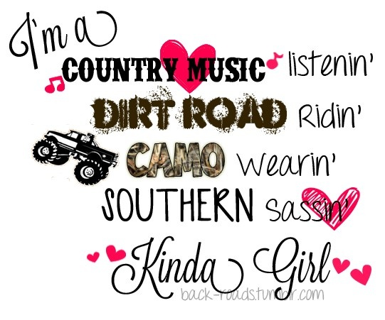 country qoutes
