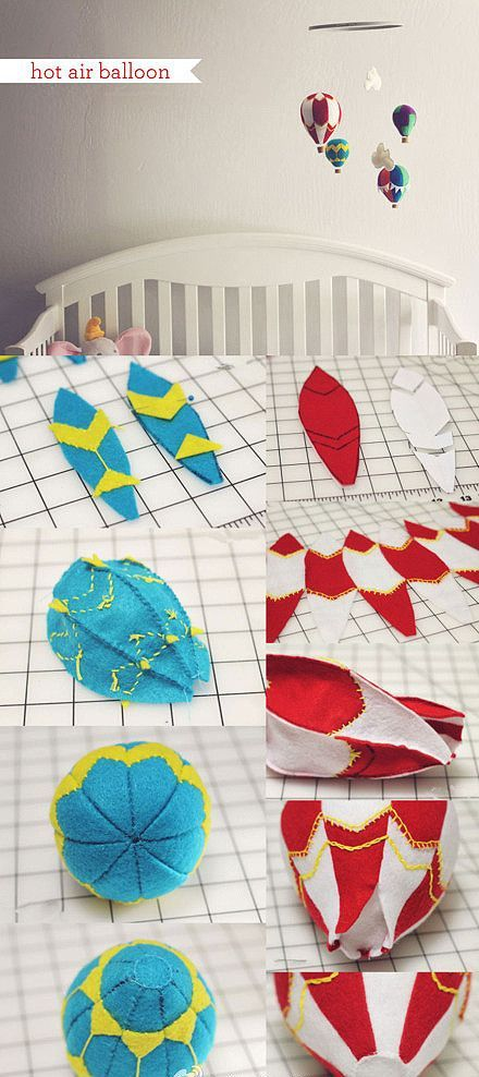 DIY Hot Air Balloon DIY Projects   UsefulDIY.com Follow us on Facebook ==> https://www.facebook.com/UsefulDiy