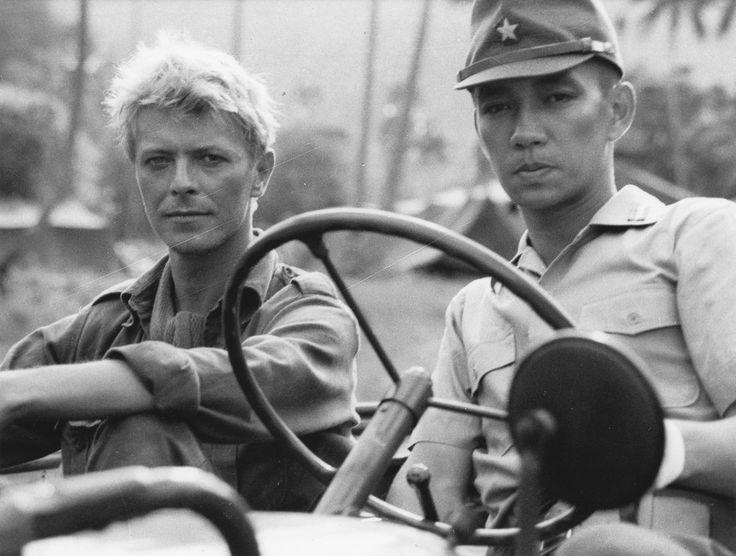 Ryuichi Sakamoto's David Bowie.....Merry Christmas Mr. Lawrence (1983)
