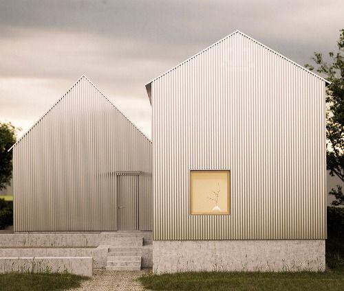 house for mother by förstberg arkitektur och formgivning (FAF) | Posted by CJWHO.com