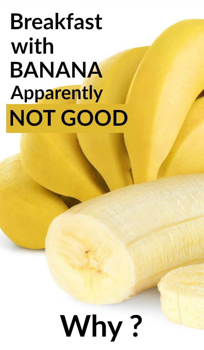 banana is not an ideal choice for breakfast, it does not mean bananas need to be shunned. Bananas can also be a healthy breakfast menu when combined with ...