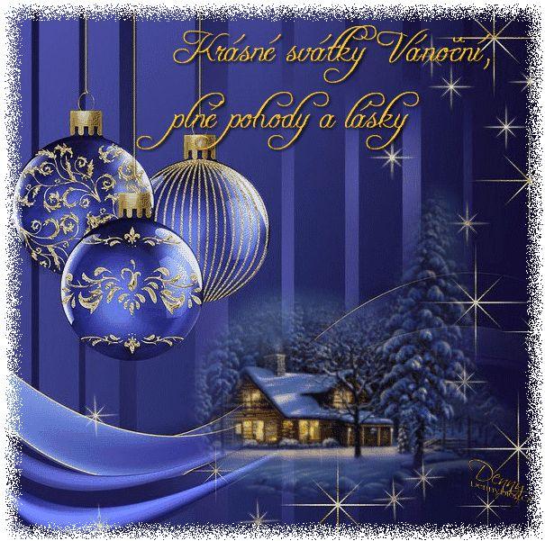 Přání vánoce « Rubrika | OBRÁZKY PRO VÁS