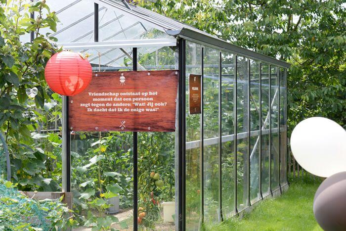 Tuinversiering - Part #8. Quotes #tuinfeest #BBQ #garden #party #decoration #zomer #banner #summer #blog #Beaublue