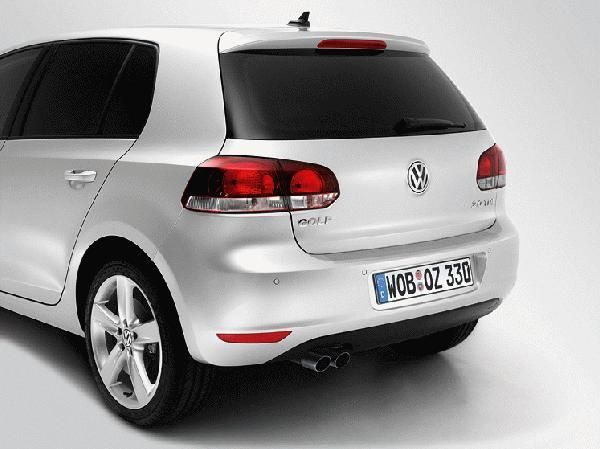 The Genuine OEM Vw Golf Rear Chrome Accent Strip (D017) will fit the 2010, 2011, 2012, 2013, and 2014 model years.