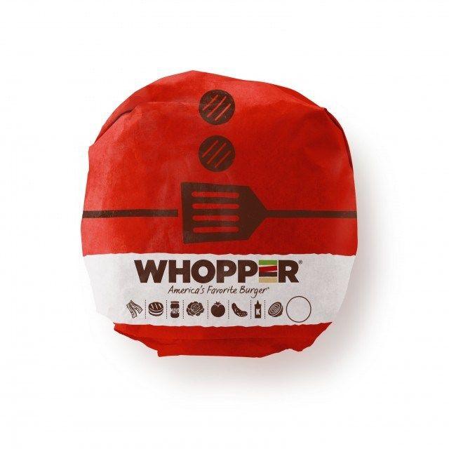 logo Un nouveau packaging chez Burger King !