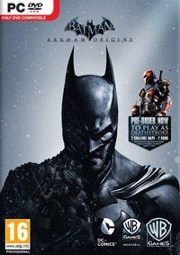 Batman: Arkham Origins (PC) Batman: Arkham Origins jest trzecią odsłoną przebojowej serii gier akcji z widokiem z perspektywy trzeciej osoby (TPP). Gracze mają okazję poznać początki kariery Człowieka-Nietoperza i dowiedzieć się, dlaczego stał się pogromcą złoczyńców z miasta Gotham. Tytuł wyprodukowany został przez kanadyjskie studio WB Games Montreal.