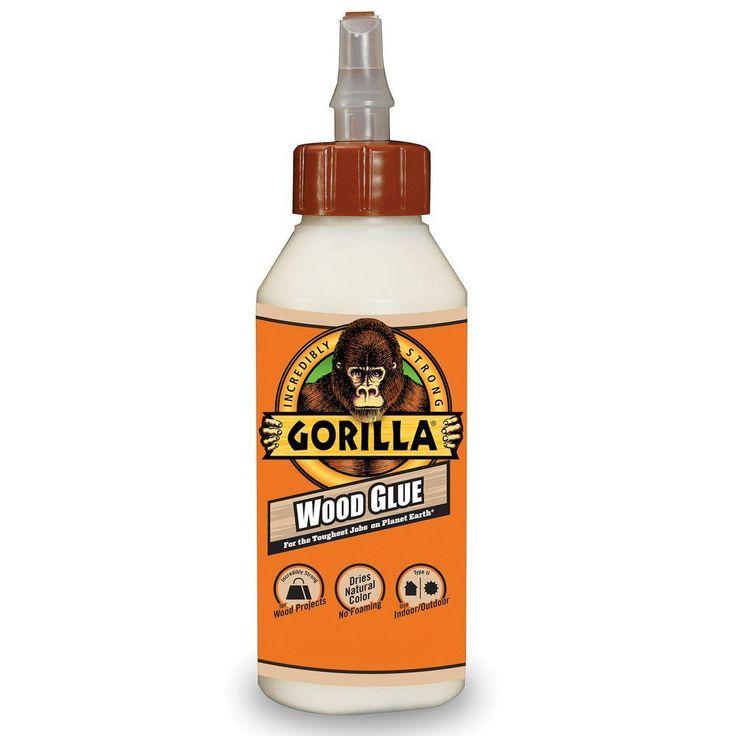 Gorilla 8 oz. Wood Glue (12-Pack)