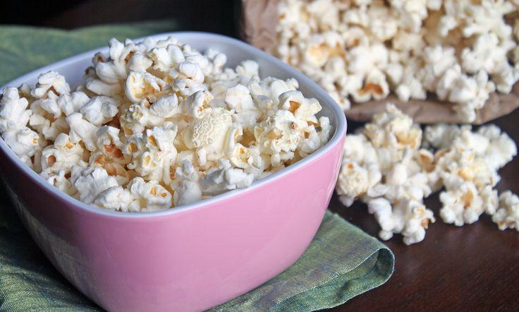 Cómo preparar las perfectas palomitas de maíz / pochoclos y receta con especias para sazonar - Vida Lúcida