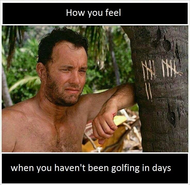 Just 1 more day 'til the weekend! | Rock Bottom Golf #RockBottomGolf
