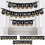 50th Birthday Party Themes & Ideas | BigDotOfHappiness.com