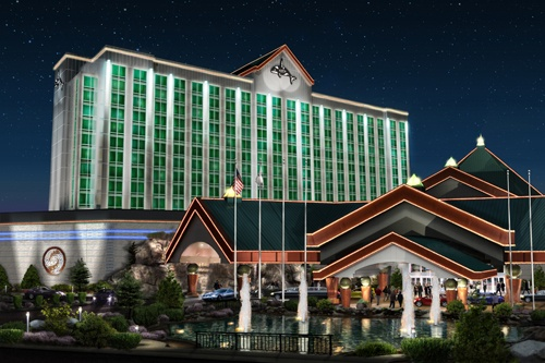 Tulalip Resort Casino, Marysville, WA