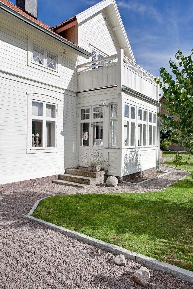 Veranda, Sweden