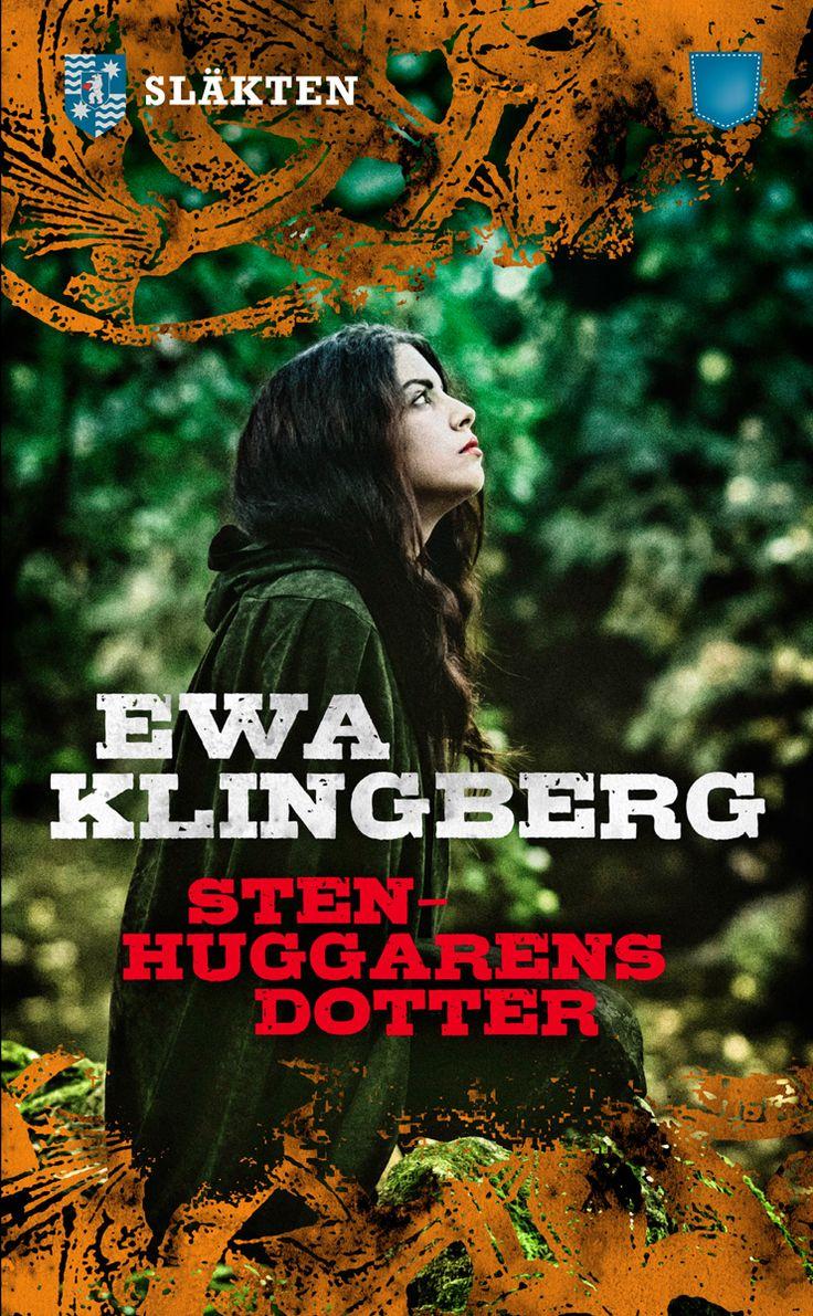 Stenhuggarens dotter av Ewa Klingberg. Utkommer på Pocketförlaget