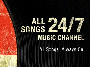 The All Songs 24/7 Music Channel