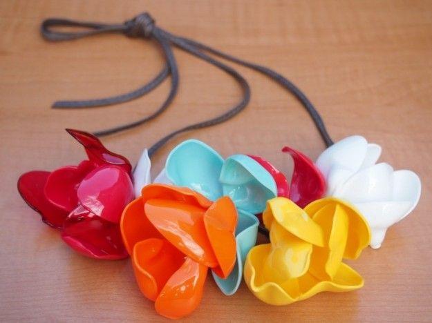Come riciclare le posate di plastica