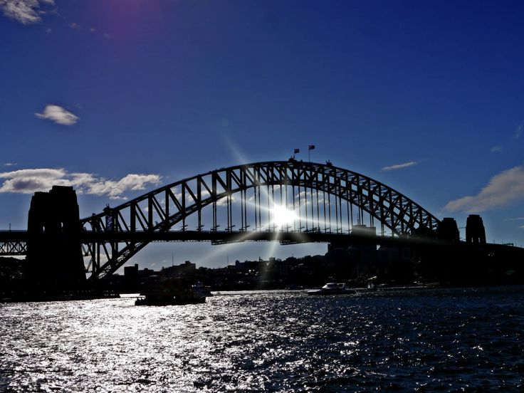 Sydney, Bridge,  Harbour, City