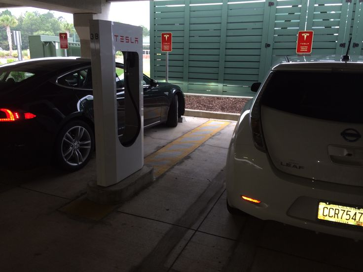 Tampa Trip - Savannah GA airport Supercharger