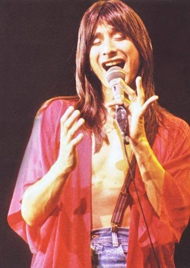 Red is the flavor of the day, Steve Perry