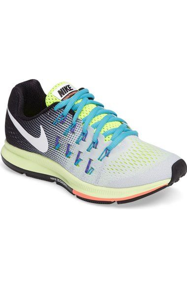 Nike Zoom Pegasus 33 Sneaker (Women) available at #Nordstrom