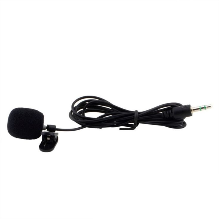 0.86$  Know more - Tie Lapel Lavalier Hands Free Clip on Microphone Lecture Teaching Notebook   #buyininternet