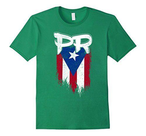 Mens Puerto Rico PR Flag Boricua T-Shirt 2XL Kelly Green ... https://www.amazon.com/dp/B07478LX94/ref=cm_sw_r_pi_dp_x_keYDzbSA2Z1X0