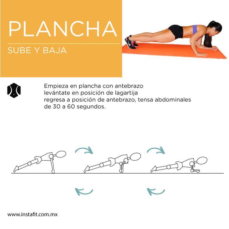 Un ejercicio para trabajar el abdomen, aumentarás tu fuerza y ayudarás a tonificar tus abs, la resistencia es un factor importante en este ejercicio. Checa la rutina completa en el blog de InstaFit.
